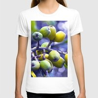 fruits T-shirts featuring SICILIAN FRUITS by CAPTAINSILVA