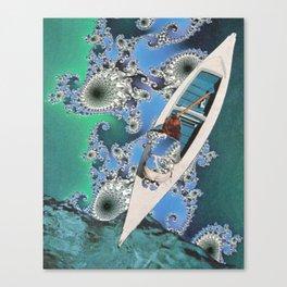 Surfaces Canvas Print