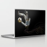 justice Laptop & iPad Skins featuring Justice-Planisphere by Brian DeYoung Illustration