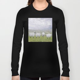 sheep and chicory Long Sleeve T-shirt