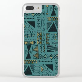 Ardoukoba Clear iPhone Case