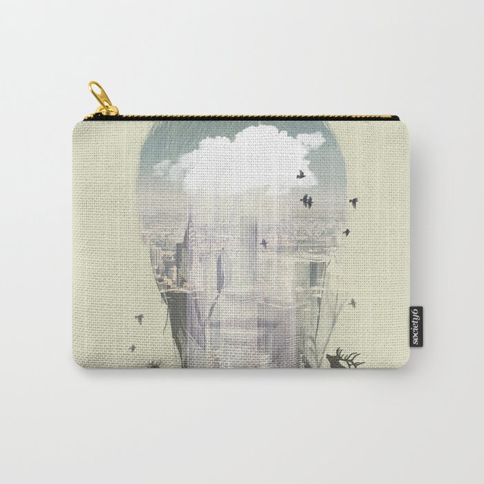 Wild New York Carry-All Pouch