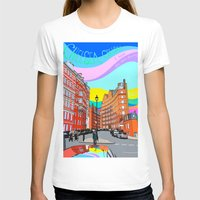 chelsea T-shirts featuring Chelsea by Emanuele Taglieri