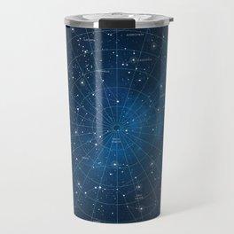 Constellation Star Chart Travel Mug