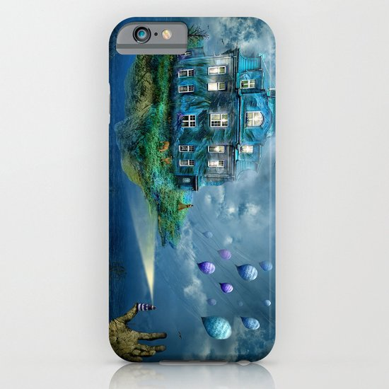 A journey with the wind iPhone & iPod Case