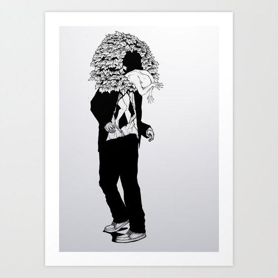 home sweet home 01 Art Print