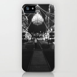 This Is A Classy Town iPhone Case