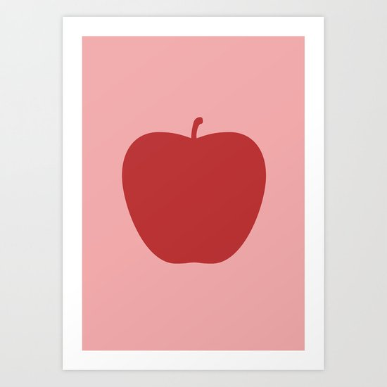 Apple 27 Art Print