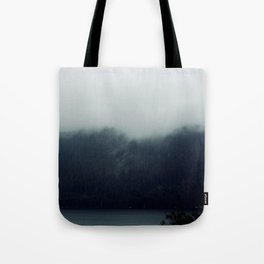 misty mountains 02 Tote Bag