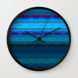 PaintedDesert 06 Wall Clock