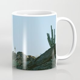 Arizona Desert Moon Coffee Mug