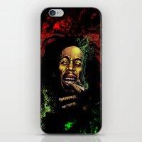 marley iPhone & iPod Skins featuring MARLEY - MARLEY by Raisya