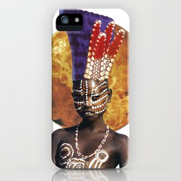 Surma Outerspace iPhone Case