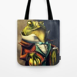 Country Club Collection #6: A Time Piece Fit For A Toad Tote Bag