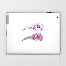 bird skulls are cool now Laptop & iPad Skin