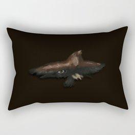 Agoraphobia Rectangular Pillow