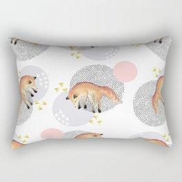 The Fox Assumption Rectangular Pillow