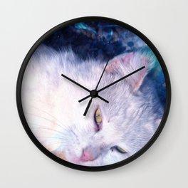 Feel Sleepy Wall Clock