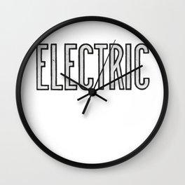 Electric Wall Clock