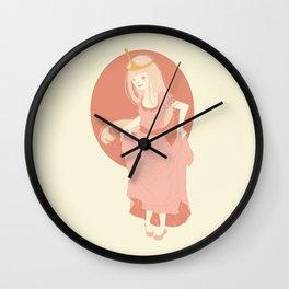 Pastel Bubblegum Wall Clock
