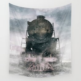 When the winter comes Wall Tapestry