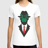 magritte T-shirts featuring René Magritte by Fen_A