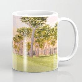 TPC Harding Park Golf Course 16th Hole Coffee Mug