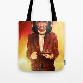 Joe Rogan Tote Bag