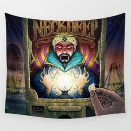 neck deep wishful thinking Wall Tapestry