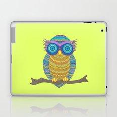Henna Owl Laptop & iPad Skin