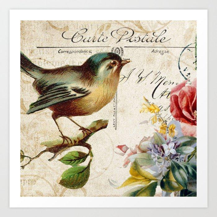 Sweet bird #2 Kunstdrucke