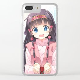 Hunter x Hunter Clear iPhone Case