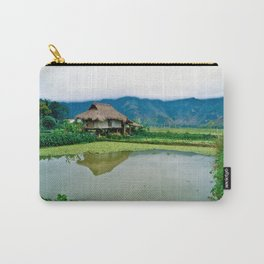 Mountain Village in Vietnam Carry-All Pouch