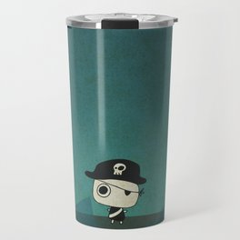 Small Pirate Captain Travel Mug