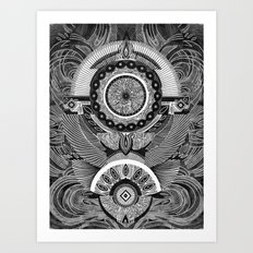 Allowance Art Print