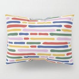 Seamless Summer Pattern Pillow Sham