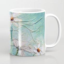 Pequenas margaridas brancas I (Little white daisies I) Coffee Mug