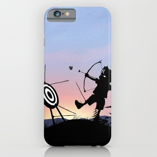 Hawkeye Kid iPhone & iPod Case