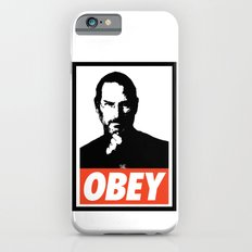 Obey Steve Jobs iPhone 6s Slim Case