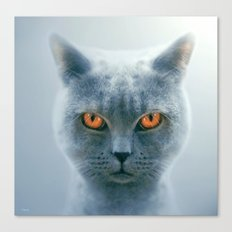 Diesel Illusion Canvas Print