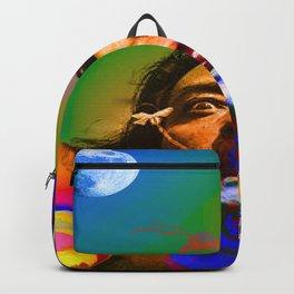 Dream of Salvador Dali Backpack