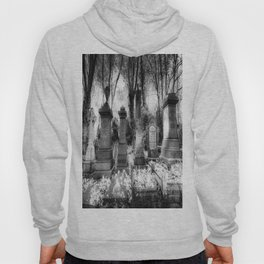 Highgate Cemetery London Hoody