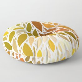 Colors Of The Wind No. 1 Floor Pillow