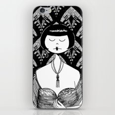 ask him if the new kisses are divine iPhone & iPod Skin