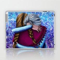 Anna and Elsa ~Frozen Laptop & iPad Skin
