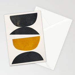 abstract minimal 23 Stationery Cards