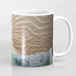 Maori Beach Coffee Mug