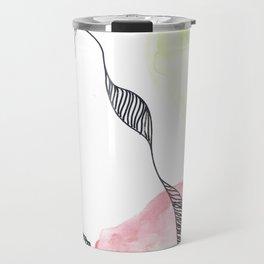 Scandi Micron Art Design | 170412 Telomere Healing 2 Travel Mug