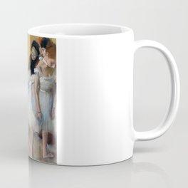 """Edgar Degas """"Examen de Danse (Dance Examination)"""" Coffee Mug"""