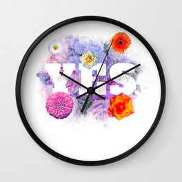 Yes Let's Marry - Amazing Yes Design Wall Clock